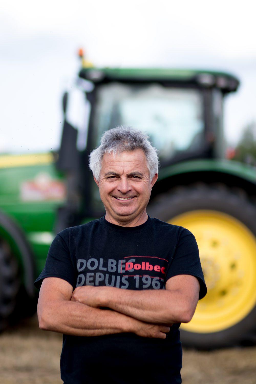 André- opérateur agricole