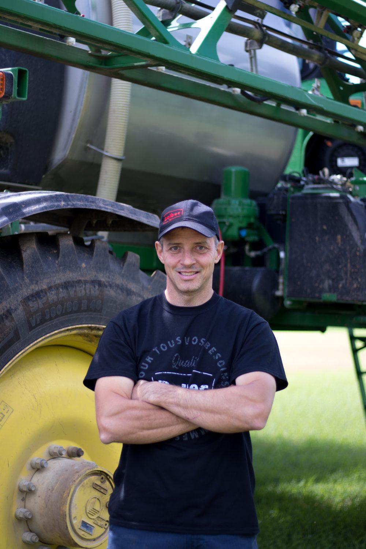 Frank - opérateur agricole & centre de grain