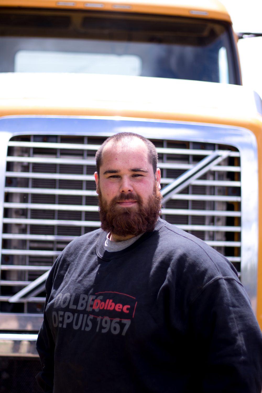 Tommy - camionneur