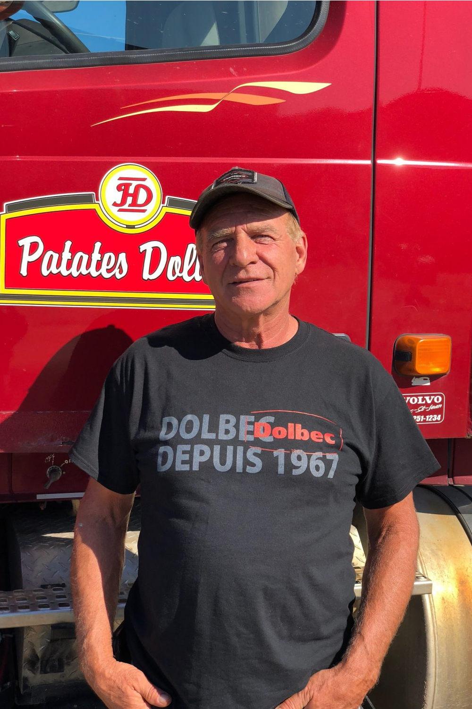 Gilles - opérateur agricole