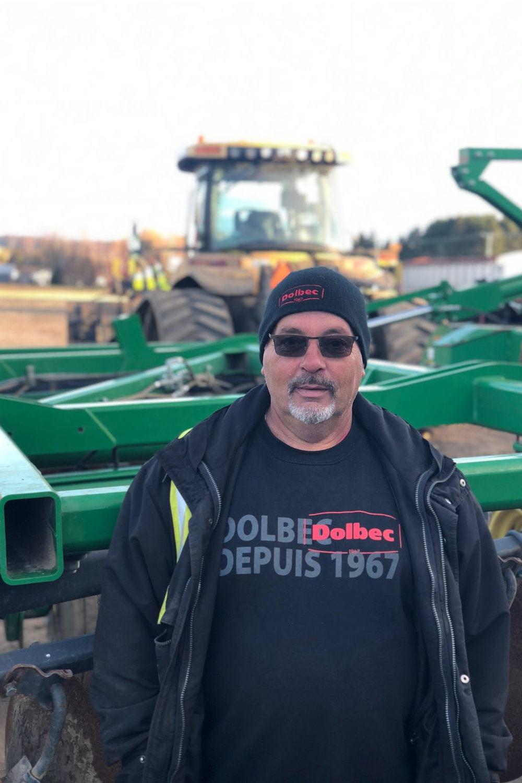 Jean - opérateur agricole