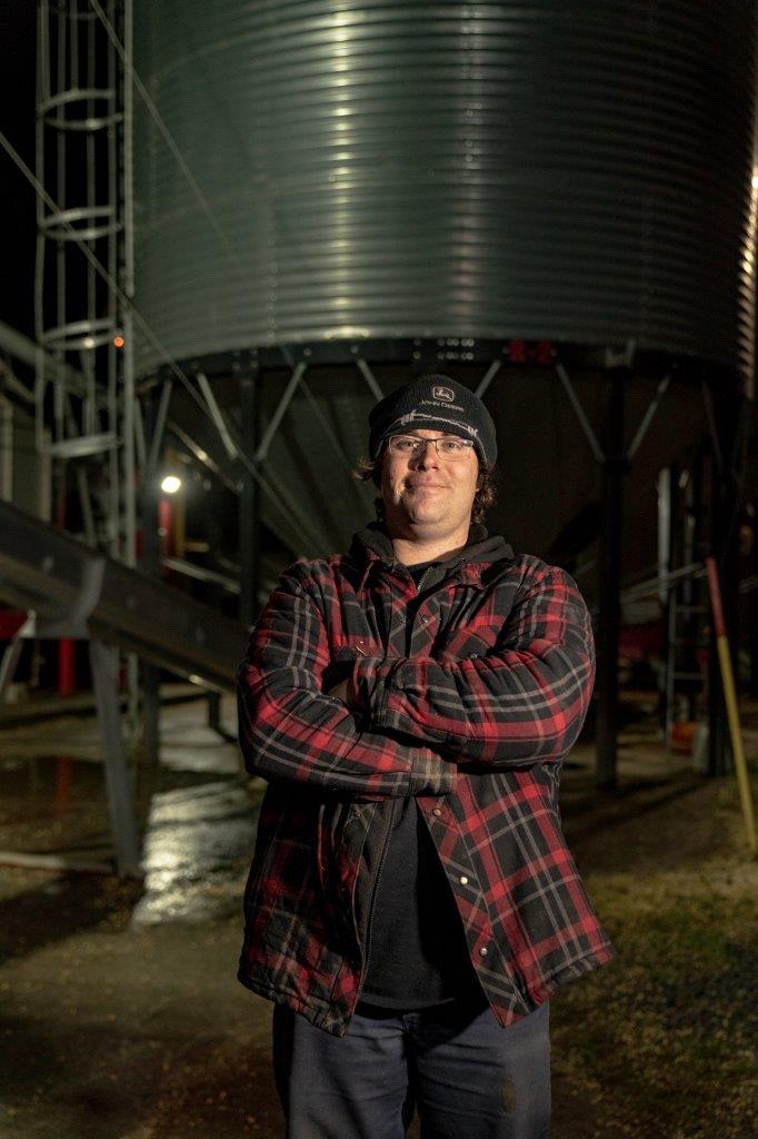 William - opérateur agricole & centre de grain